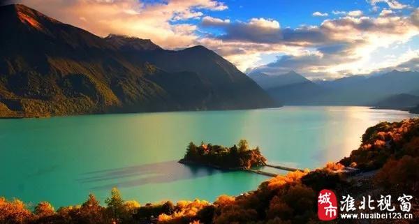 旅游日,相约巴松措,奔赴一场与湖心岛的约会-2.jpg